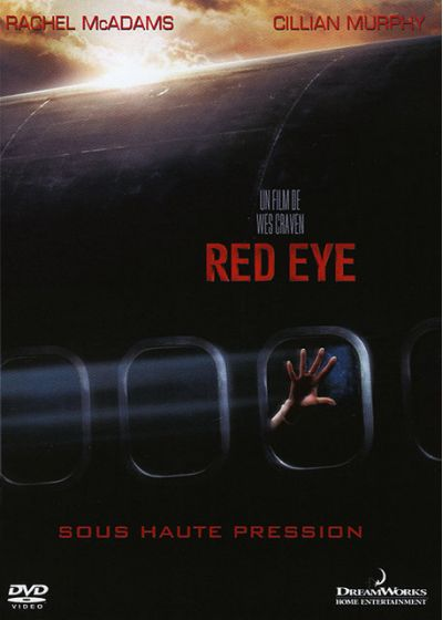 Red Eye, sous haute pression - DVD