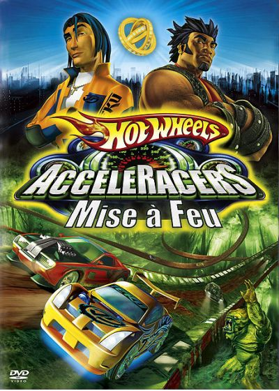 Hot Wheels : AcceleRacers - 1 - Mise à feu - DVD
