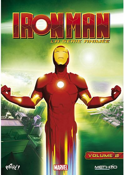 Iron Man - La série animée : Vol. 2 - DVD