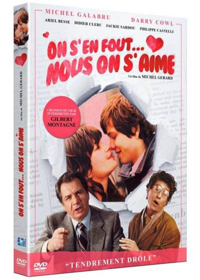 On s'en fout... Nous on s'aime - DVD