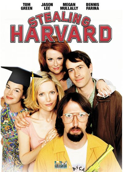 Stealing Harvard - DVD