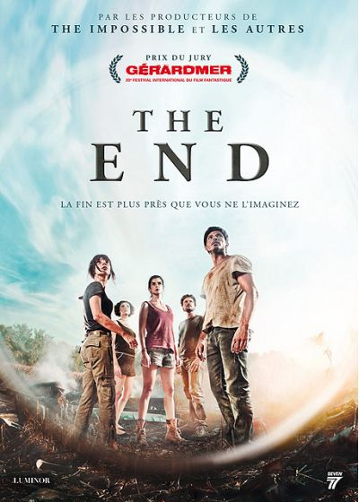 The End - DVD