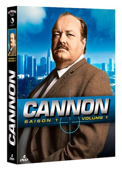 Cannon - Saison 1 - Vol. 1 - DVD