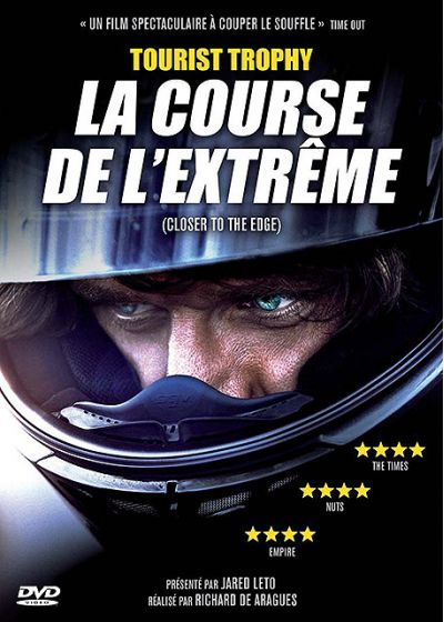 Tourist Trophy : la course de l'extrême (Closer to the Edge) - DVD