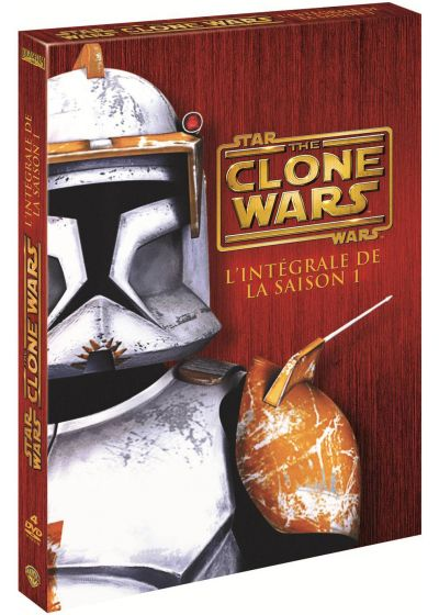 Star Wars - The Clone Wars - Saison 1 - DVD