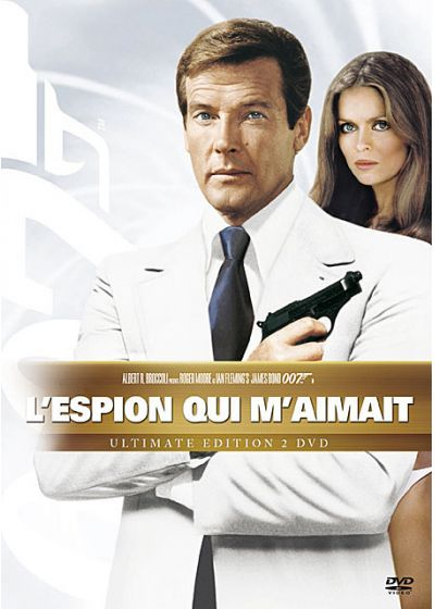 L'Espion qui m'aimait (Ultimate Edition) - DVD