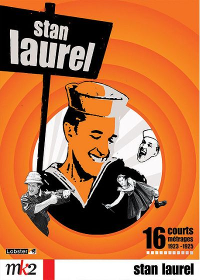 Stan Laurel - 16 courts métrages - 1923-1925 - DVD