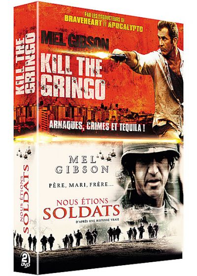 Kill the Gringo + Nous étions soldats (Pack) - DVD