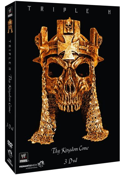 Triple H: Thy Kingdom Come - DVD