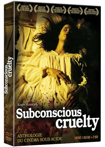 Subconscious Cruelty (Édition Collector) - Blu-ray