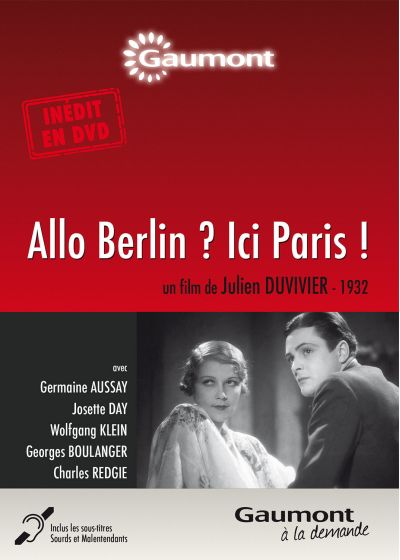 Allo Berlin ? Ici Paris ! - DVD