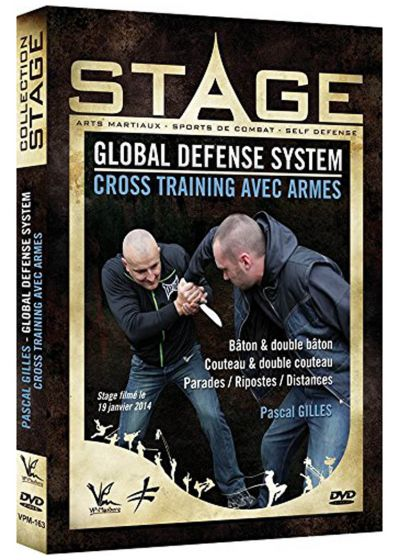 Global Defense System - Cross Training avec armes - DVD