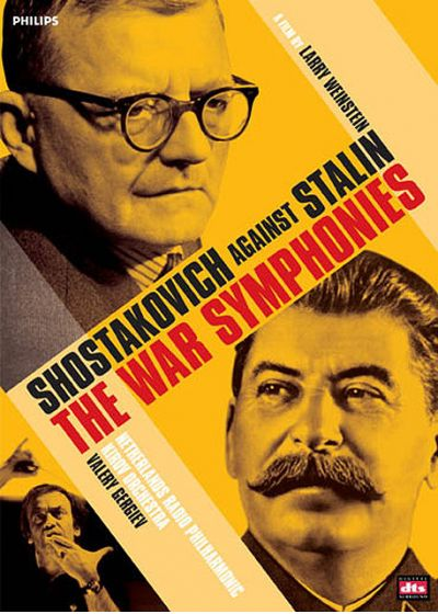 Shostakovich Against Stalin - The War Symphonies - DVD