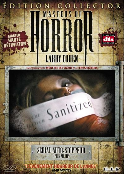 Masters of Horror : Serial autostoppeur (Édition Collector) - DVD