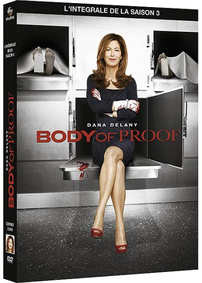 Body of Proof - L'intégrale de la saison 3 - DVD