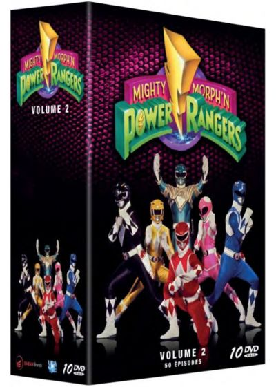 Power ranger Mighty Morph'n' - Vol. 2 - DVD