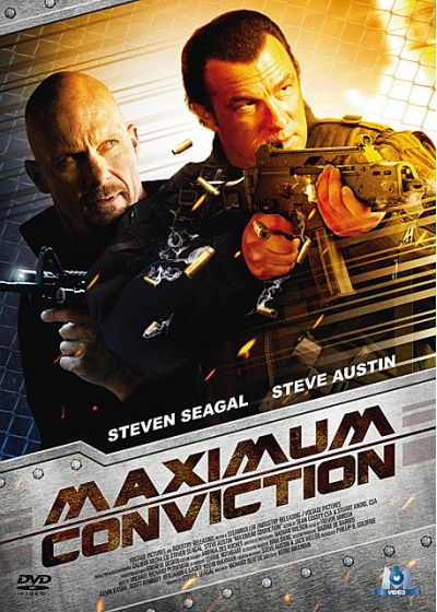 Maximum Conviction - DVD