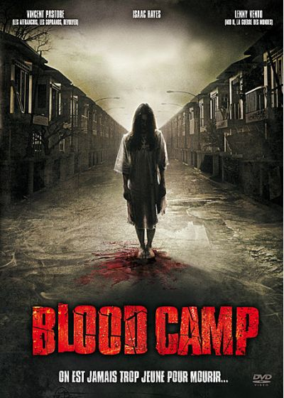 Blood Camp - DVD