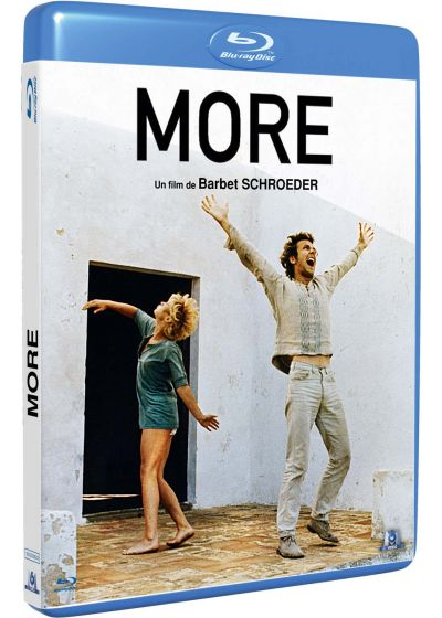 More - Blu-ray