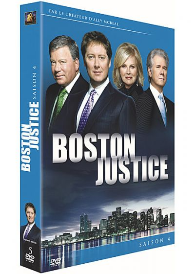 Boston Justice - Saison 4 - DVD