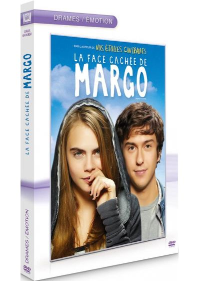 La Face cachée de Margo (DVD + Digital HD) - DVD