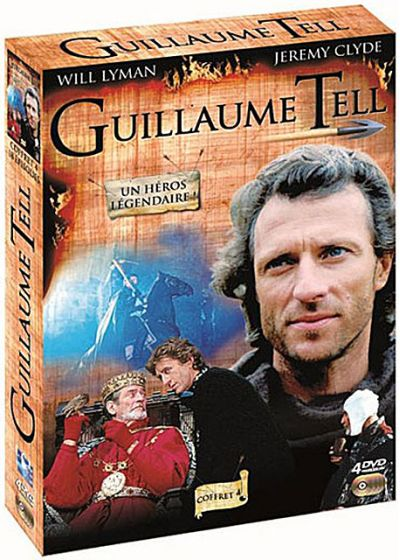 Les Aventures de Guillaume Tell - Coffret 4 - DVD