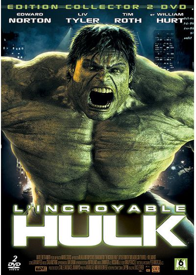 L'Incroyable Hulk (Édition Collector) - DVD
