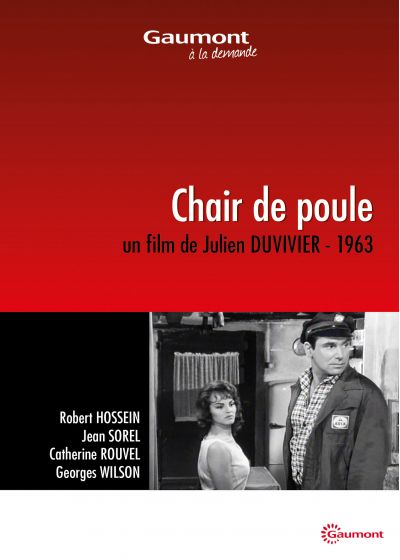 Chair de poule - DVD