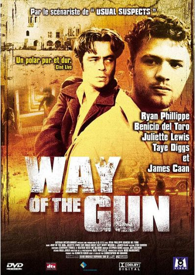 Way of the Gun - DVD