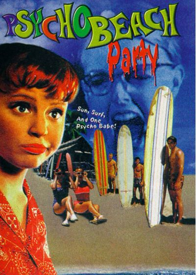 Psycho Beach Party - DVD