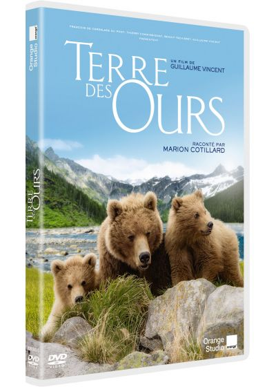 Terre des ours - DVD