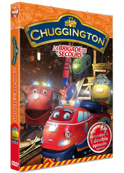 Chuggington - La brigade de secours - DVD