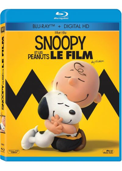 Snoopy et les Peanuts - Le Film (Blu-ray + Digital HD) - Blu-ray
