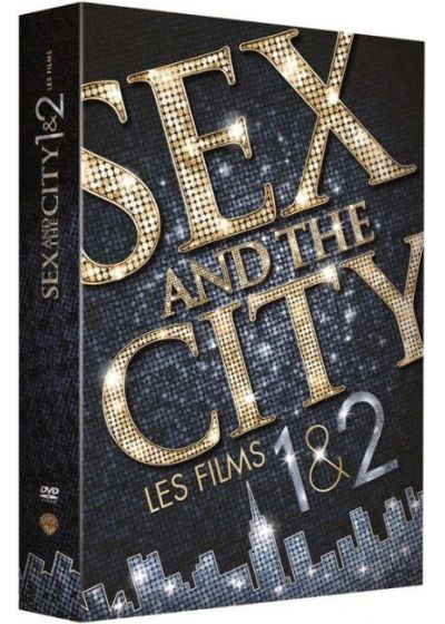 Sex and the City - Les films - DVD