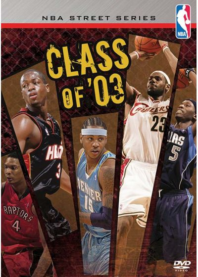 NBA Street Series : Class of '03 - DVD