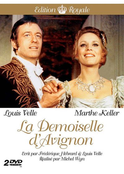 La Demoiselle d'Avignon (Édition Royale) - DVD
