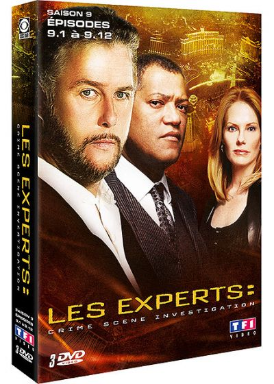 Les Experts - Saison 9 Vol. 1 - DVD