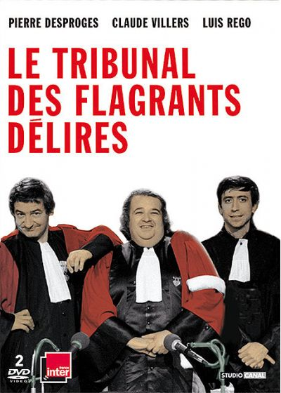 Le Tribunal des flagrants délires - DVD