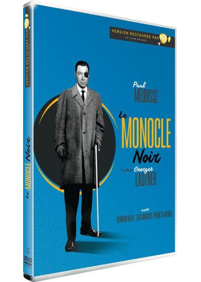 Le Monocle noir - DVD