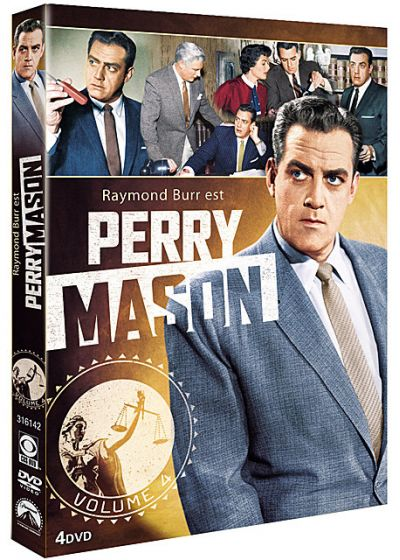 Perry Mason - Vol. 4 - DVD