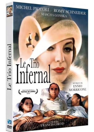 Le Trio infernal - DVD