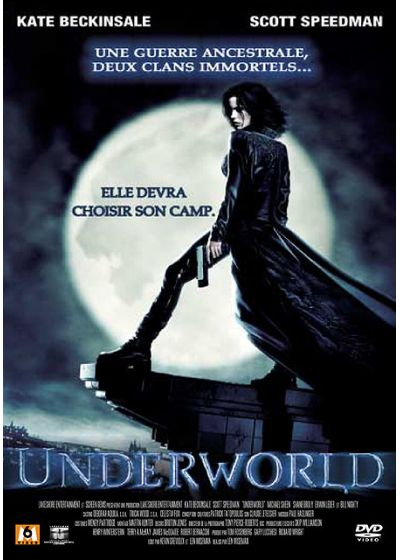 Underworld (Édition Single) - DVD