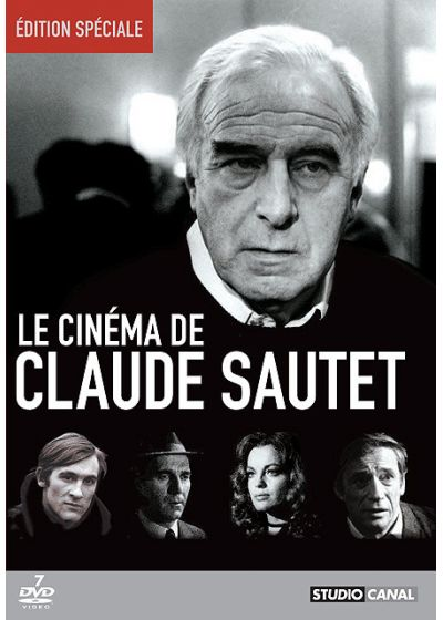 Claude Sautet - Coffret - DVD