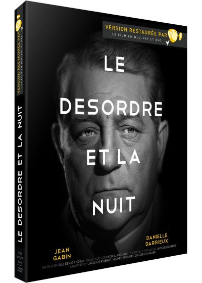 Le Désordre et la nuit (Combo Collector Blu-ray + DVD) - Blu-ray