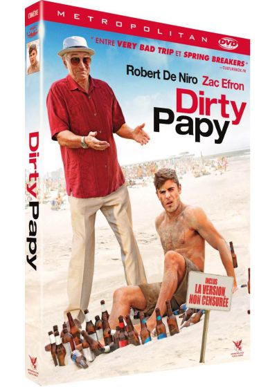 Dirty Papy (Non censuré) - DVD