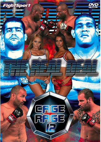 Cage Rage 12 - The Real Deal - DVD