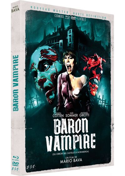 Baron Vampire (Édition Collector Blu-ray + DVD + Livret) - Blu-ray