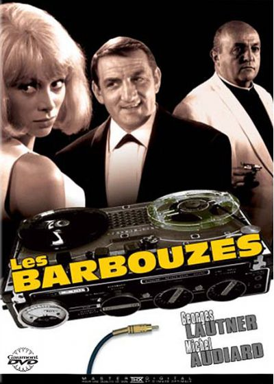 Les Barbouzes - DVD