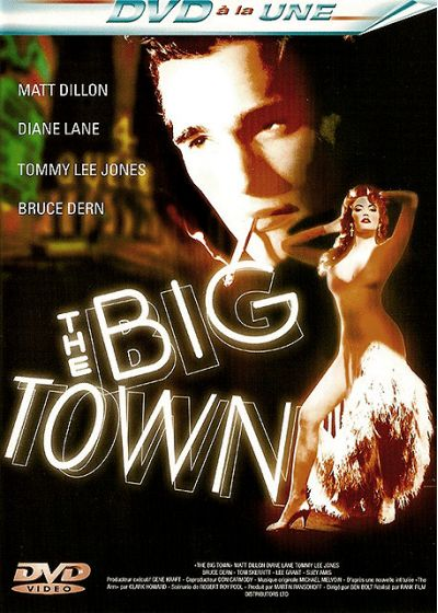 The Big Town - DVD