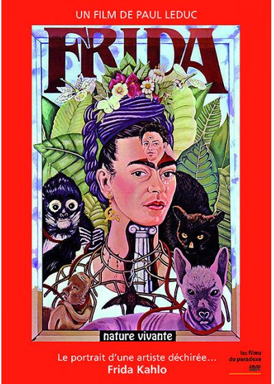 Frida Kahlo, nature vivante - DVD